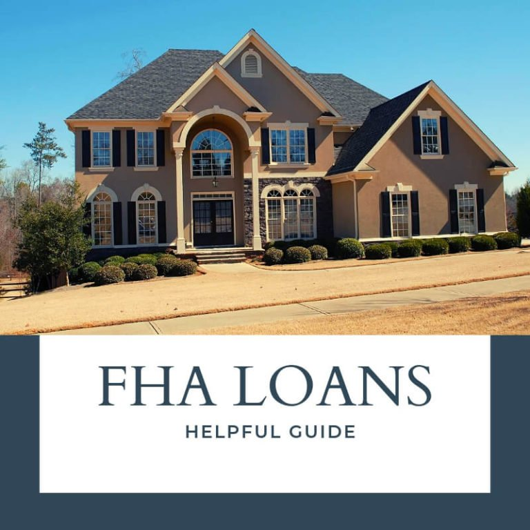 image of fha loan types